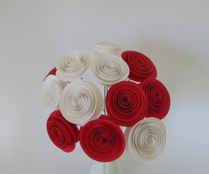 etsy, home decor, and paper flowers image