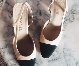 chanel, chanel shoes, and fashion image