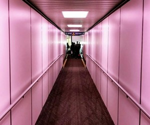 aesthetic, corridor, and indie image