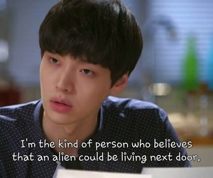 kdrama, my love from another star, and ahn jaehyun image