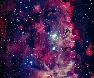 colours and galaxy image