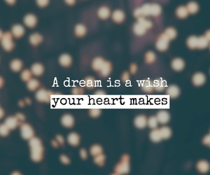quotes, Dream, and wish image
