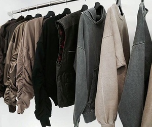 aesthetic, clothes, and color image