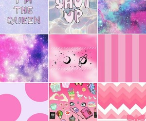 pink, love, and wallpapers image