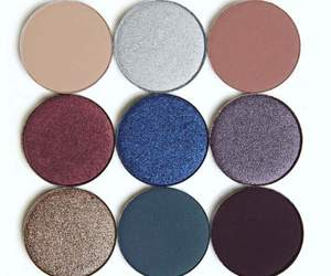 beautiful, makeup, and palette image