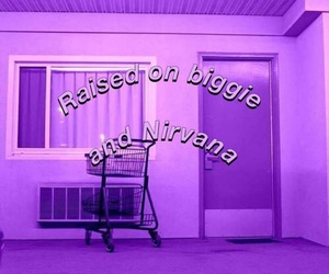 purple, aesthetic, and grunge image