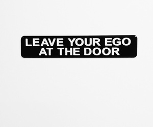 ego, quote, and text image