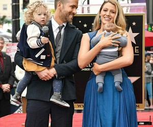 blake lively, family, and ryan reynolds image