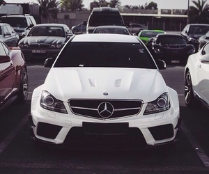 car and mercedes benz image