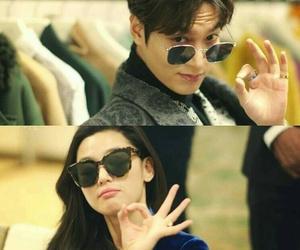 Korean Drama, lee min ho, and jun ji hyun image