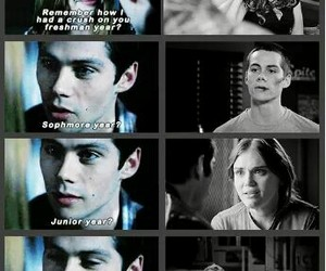 lydia, remember, and teen wolf image