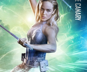 legends of tomorrow and white canary image