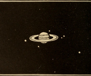 planet, space, and saturn image
