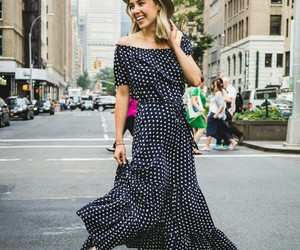 maxi dress, chic style, and dreamootd image