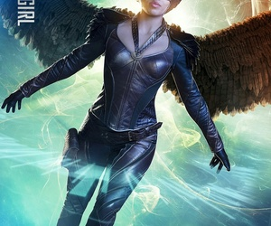 legends of tomorrow and hawkgirl image