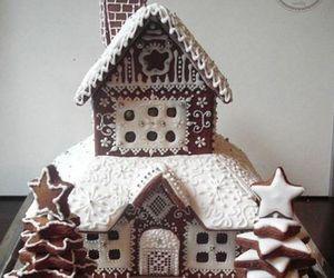 christmas, gingerbread, and holiday image
