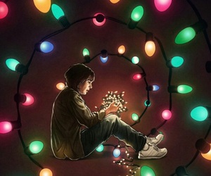 stranger things, joyce, and series image