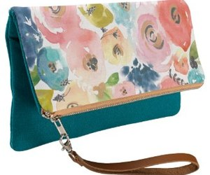 beautiful, purse, and clutch image