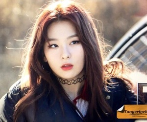 korean, kpop, and red velvet image