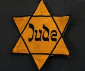 jew, jewish, and patch image