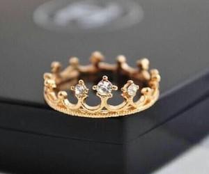beauty, ring, and corona image