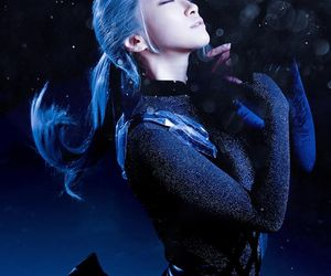 anime cosplay, young victor cosplay, and long hair victor image