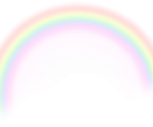 arcoiris, overlay, and rainbows image