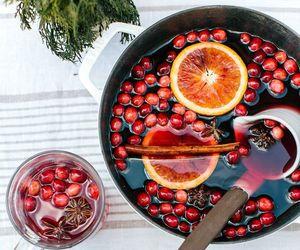 christmas, drink, and home image