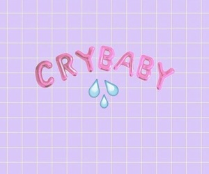 wallpaper, melanie martinez, and crybaby image