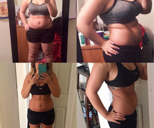 fitness, we heart it, and lose weight image