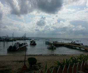 beauty, Belize, and Island image