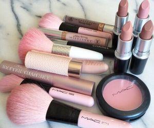 blush, lipstick, and make up image