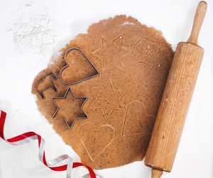 bake, gingerbread, and baking image