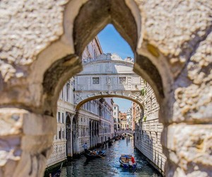 venice, architecture, and italy image