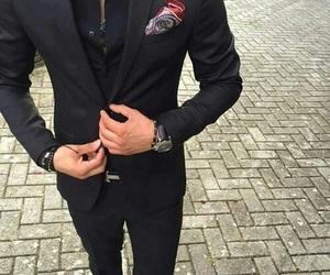 fashion, black, and goals image