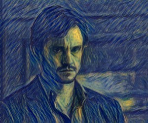 art, blue, and will graham image
