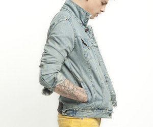 handsome, Ash Stymest, and guy image