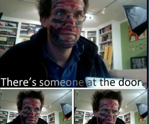 funny, john green, and writer image