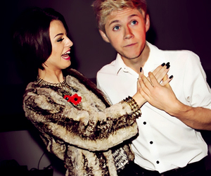 niall horan, cher lloyd, and one direction image