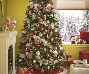 christmas, xmas, and house image