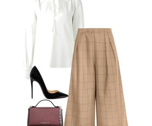 elegant, heels, and lady image