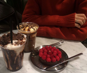 food, aesthetic, and chocolate image