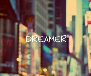 dreamer, Dream, and city image