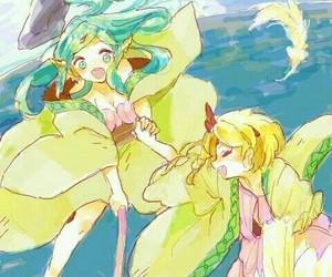 anime, fanart, and Sinbad image