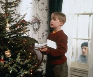 home alone, christmas, and film image