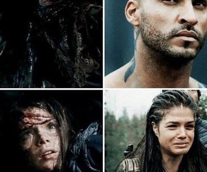the 100, lincoln, and ricky whittle image