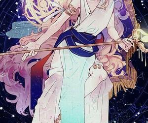 anime, titus alexius, and magi+the+kingdom+of+magic image