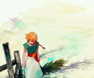 anime, fanart, and alibaba saluja image