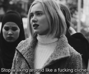 skam, noora, and quotes image