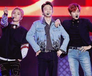 alternative, d.o., and xiumin image